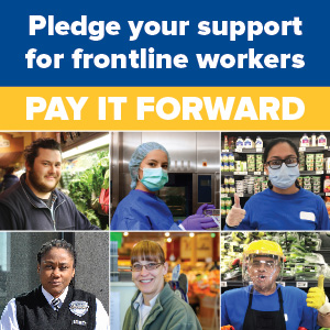 Pledge your support for frontline workers