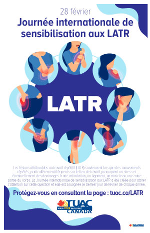 Repetitive Strain Injury (RSI) Awareness Day - February 28, 2019