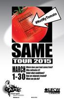 S.A.M.E Tour - 2015